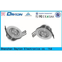 Quality Ultra Bright Indoor Led Ceiling Downlights For Shoes Shop , 2800K-7000K wholesale