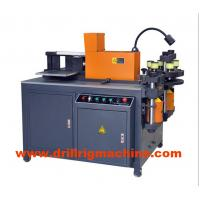 China Busbar Processing Machine with PLC Numerical Control Over Bending Angle Control Mode on sale