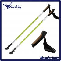 China 135cm 2 section carbon fiber walking pole on sale