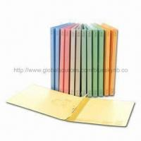 Quality A4 File Folder, Eco-friendly, with CMYK, Pantone and Full Colors, Customized Sizes are Accepted wholesale