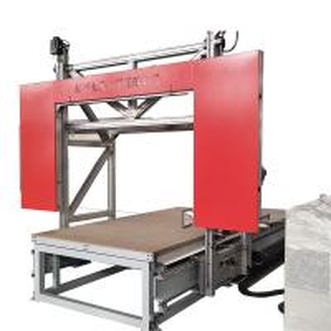 China Chain Stitch Auto Flipping Mattress Tape Edge Sewing Machine Adjustable sewing Head on sale
