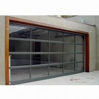 Quality Organic glass overhead garage door, made of polyamide wholesale