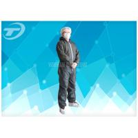 Cheap Non Woven 4/5/6 Taped Disposable Coverall Suit By SMS Or Microporous Film for sale