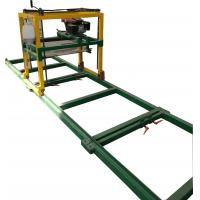 Buy cheap Cheap price 16 HP Petrol Chainsaw Sawmill, Chain sawmill  Wood  Forest Cutting Machinery from wholesalers