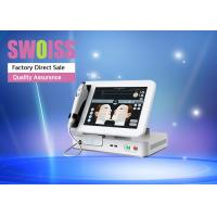 Quality Ultherapy Hifu Facial Machine , Home Use Face Tightening Machine 0.1-2.0J/Cm2 wholesale