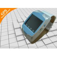 Voice Monitoring Function 43dBm Sports Tracker GPS With Switchover Electronic Clock