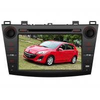 Quality MAZDA 3 Car GPS Navigation System With AV-IN Bluetooth ISDB-T wholesale