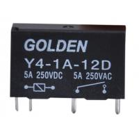 Quality Y5 SRB JZC-43F 3A 12V Low Voltage Relay Subminiature Standard PCB Layout wholesale