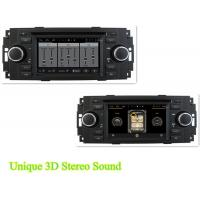 China 2004 - 2007 Dodge Durango Car Stereo Gps Auto Navigation Systems with Radio / Picture / Multi Language on sale