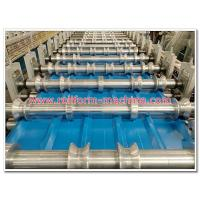 Quality Corrugated Steel & Aluminium Roofing Sheet Cutting Machine With  Electric PLC Control System wholesale