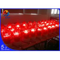 Quality ICAO Single Low Intensity Tower crane Light/Tower warning Light/Led Obstruction Lights for Chinemy wholesale