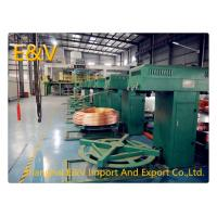 Buy cheap 5000Mt Copper Cable Vertical Continuous Casting Machine 7920H Working Hour product