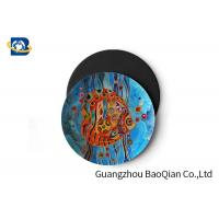 Quality Fish Image 3D Printing Lenticular Coasters No Suction Cup Bath Mat Plastic Placemats wholesale