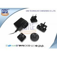 Quality Glucose Meter Interchangeable Plug Power Adapter 6v 250mA Max Input Current wholesale