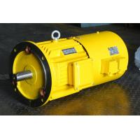 Quality Three Phase Small Variable Speed Electric Motor 380V 50HZ For Air Compressor wholesale