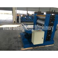 Quality Steel sheet roll embossing machine with various pattern for option With Various Pattern Option wholesale