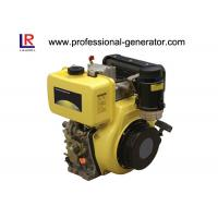 Quality Low Vibration Noise Industrial Diesel Engines Straight Line Four Stroke wholesale