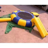 Quality Inflatable Jumping Water Trampoline with Water Slide (CY-M2078) wholesale