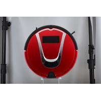 China High Texture Intelligent Robot Vacuum Cleaner with LED Red Color  RoSH Certificate on sale
