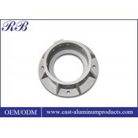Quality OEM Flange Good Surface Accuracy High Strength Low Pressure Casting Process wholesale