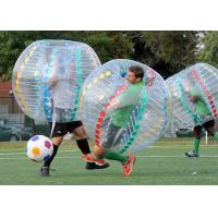Cheap Inflatable Bubble Soccer Ball Fashionable Buper Ball sports entertainment for sale