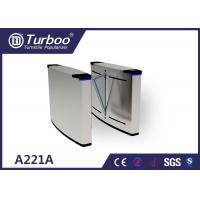 Quality Software Flap Barrier Turnstile Access Controller With Long Life Span wholesale