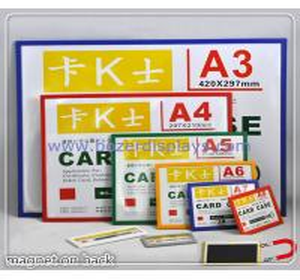 China Display Frame Magnetic/Magnetic Poster Holder on sale