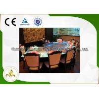 Quality Restaurant Gas Teppanyaki Grill Table wholesale