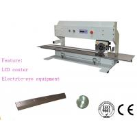 Quality PCB Depaneler With Circular And Linear Blades For PCB Cutting Machine wholesale