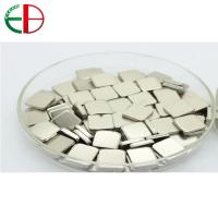 Buy cheap Pure 99.995% Nickel Based Castings Ni Metal Pellet For Evaporation Use from wholesalers