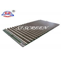 Quality Wave Screen Shale Shaker Screen Oil Field Filter Screen for Solid Control Equipment wholesale