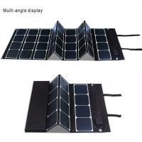 Quality 120 Watt 12 Volt Solar Panel Battery Charger Outdoor Multifunctional Vglory / OEM wholesale