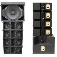 Quality Professional audio speaker+line array sound system+musical instruments wholesale