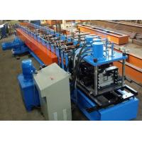 Quality High Precision Omega Profile Roll Forming Machine with C U Purlin Channel Truss wholesale