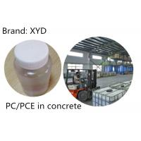 China High Strength Set Retarder Concrete Admixture PCE 50% Hs Code 38244010 on sale