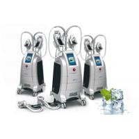 Quality Comfortable Cryolipolysis Body Slimming Machine With 4 Pcs Applicators wholesale