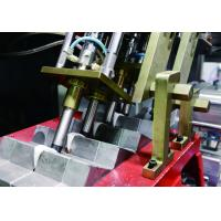 China Defleshing IML Automatic Plastic Blow Moulding Machine With Oblique Blowing on sale