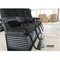 Quality 4D Cinema System 4D Movie Theater , Special Effect Motion Chair Voltage 220 / 380 V wholesale