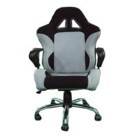 Quality Customized Fully Adjustable Office Chair With Bucket Seat PU Material 150kgs wholesale