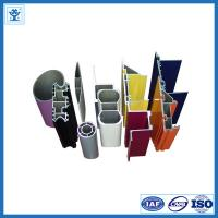 China China High quality factory supply color painted irregular aluminum profile on sale