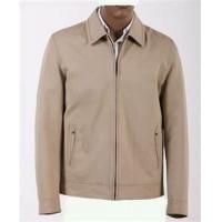 China 25 size M Lightweight mens fashion casual winter cotton nylon jackets Zip front  for men on sale