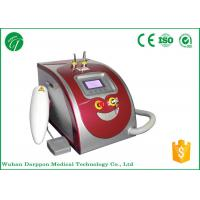 Quality 6.0 Button Screen Q - Switched ND YAG Laser Tattoo Removal Machine Long Lifetime wholesale