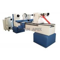 China High End Automatic CNC Wood Turning Lathe Machine For Baseball Bat And Chair Legs on sale