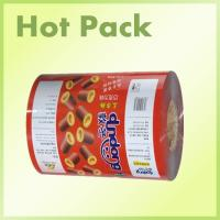 Quality Mylar Reflective Plastic Laminated Packaging Films Roll , Thermal Lamination Film wholesale