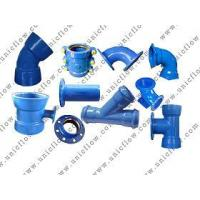 China BS EN545 Ductile Iron Pipe Fittings on sale