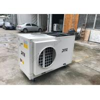 Quality Drez Floor Standing Portable Tent Air Conditioner Air Cooled 8.5kw Ducted Packaged Cooling And Heating wholesale