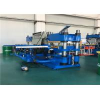 China 40Cr Hard Chrome Columns 300 Ton Plate Hot Pressing Machine Independent Oil Circuit on sale