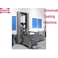 Quality R Value Result Utm Universal Testing Machine 600mm Test Width 3KW Power Consumption wholesale