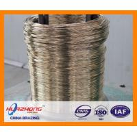 Cadmium Free Silve Brazing Rod, Welding Wire, Soldering Ring, Strip, Sheet, Silver Brazing Alloy with No Cadmium