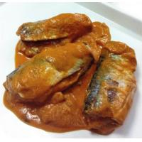 Quality Canned sardine fish in tomato sauce WITH COCONUT wholesale